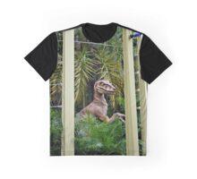 Raptor Encounter Graphic T-Shirt