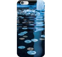 Coins Amongst Water iPhone Case/Skin