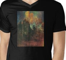 Paint the Sky Mens V-Neck T-Shirt