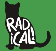 Radical Cat Kids Clothes