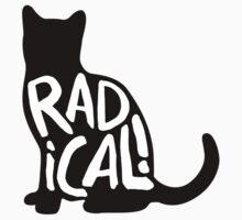 Radical Cat by shebandit