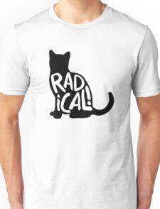 Radical Cat Unisex T-Shirt