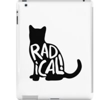 Radical Cat iPad Case/Skin