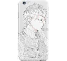 Sasaki (Kaneki ken) iPhone Case/Skin