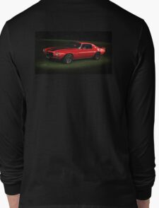 Chevy Camaro Long Sleeve T-Shirt