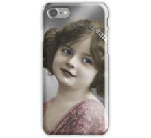 Victorian Princess Leia iPhone Case/Skin