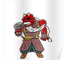 The Demon King Amunlo-Eto Poster