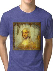 Mona Lisa Smile Tri-blend T-Shirt