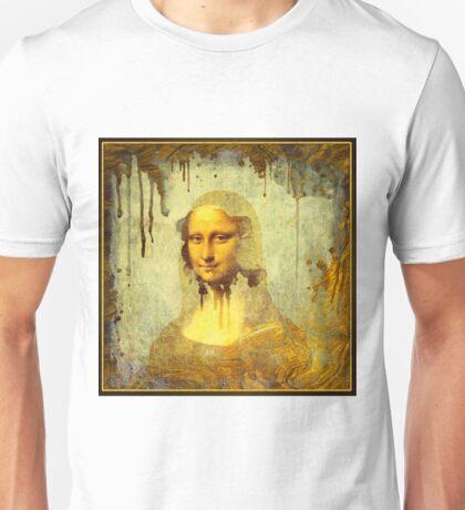 Mona Lisa Smile Unisex T-Shirt