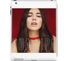Dua Lipa - Hotter Than Hell iPad Case/Skin