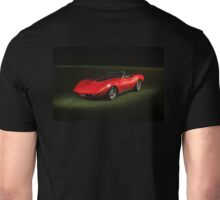1973 Corvette Convertible Unisex T-Shirt
