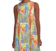 ABstracT a3 A-Line Dress