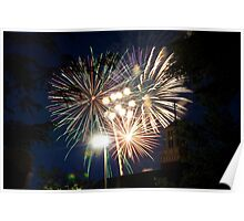 Red, White and Boom Boom Boom Poster