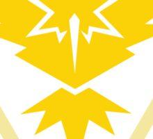 Pokemon Go - Team Instinct Sticker