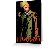 Nikolaj Coster-Waldau Hellblazer Greeting Card