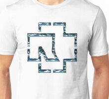 MADE IN GERMANY - blue camo Unisex T-Shirt