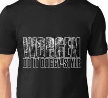 Worgen Do It Doggy-Style Unisex T-Shirt