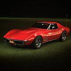 Little Red Corvette by Andrew Felton