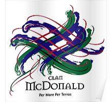 Clan McDonald Poster