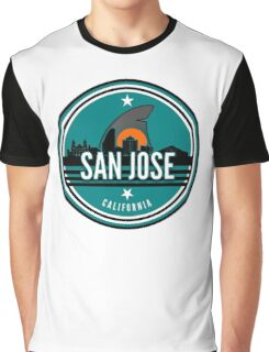 SAN JOSE , CALIFORNIA Graphic T-Shirt