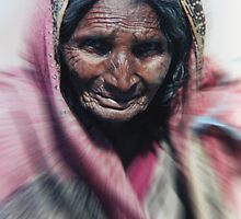 Aged beauty zoom burst by indiafrank
