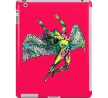 ICARUS THROWS THE HORNS - ACID TRIP iPad Case/Skin