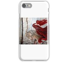 english  forest iPhone Case/Skin