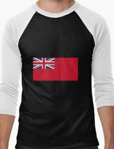 Britain Men's Baseball ¾ T-Shirt