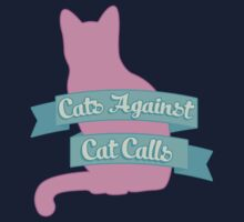Cats Against Cat Calls Pastel Kids Clothes