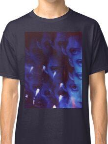 Swirls in Dark - analog 35mm color film photo Classic T-Shirt