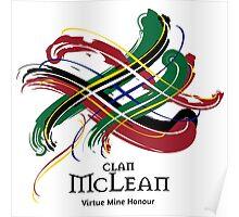 Clan McLean  Poster