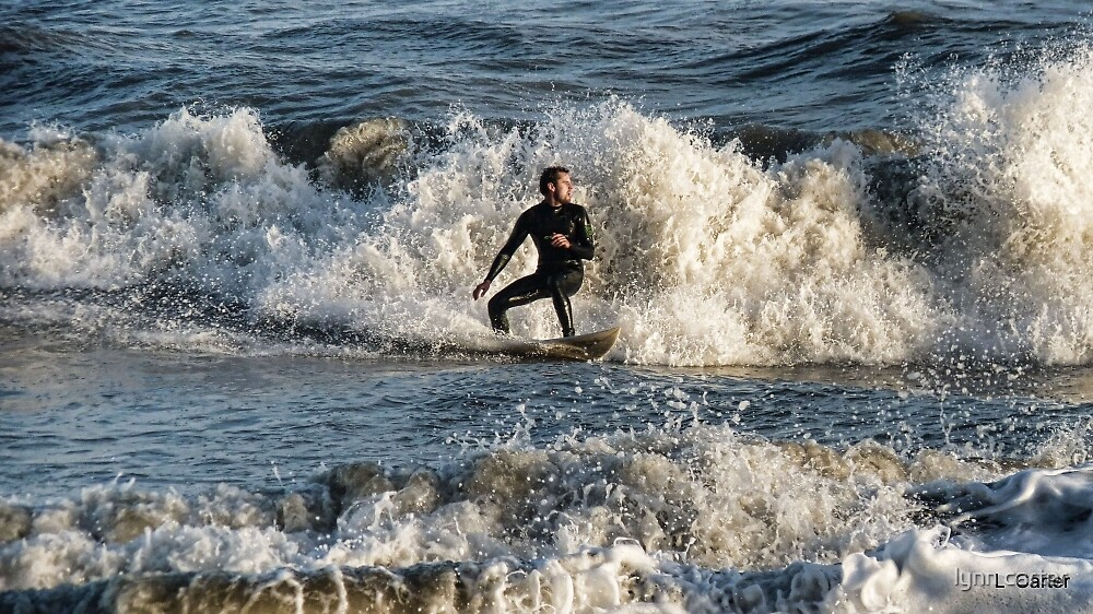 High Waves by lynn carter