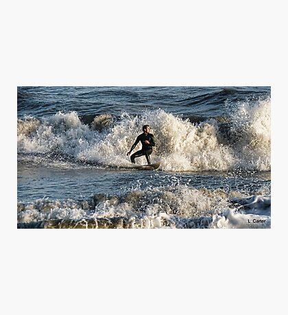 High Waves Photographic Print