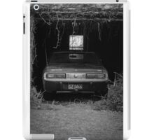 Toyota Crown 2600 Super Saloon Toyoglide 1974 iPad Case/Skin