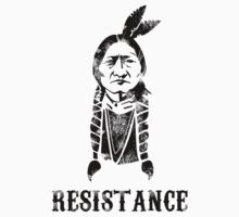 Sitting Bull Resistance by icedtees