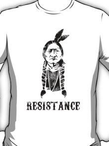 Sitting Bull Resistance T-Shirt