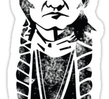 Sitting Bull Resistance Sticker