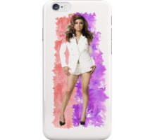 Ally Water Colour Splash! iPhone Case/Skin
