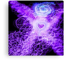 Prophecy 17 - knotted up Canvas Print