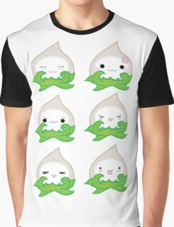 Overwatch Pachimari combo Graphic T-Shirt
