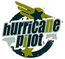 Hurricane Pilot Photographic Print