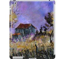 Old barn Ardennes  iPad Case/Skin