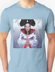 BJORK CUTE Unisex T-Shirt