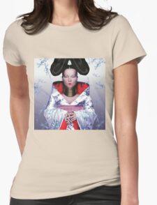 BJORK CUTE Womens Fitted T-Shirt