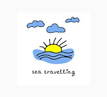 Sea travelling Unisex T-Shirt