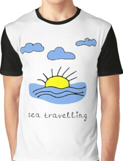 Sea travelling Graphic T-Shirt