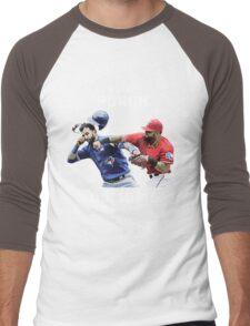 the punch texas Men's Baseball ¾ T-Shirt