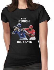 the punch texas Womens Fitted T-Shirt