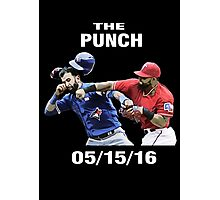 the punch texas Photographic Print
