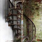1.7.2016: Spiral Staircase by Petri Volanen